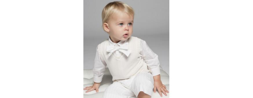 Completi per battesimo e occasioni speciali per bambino