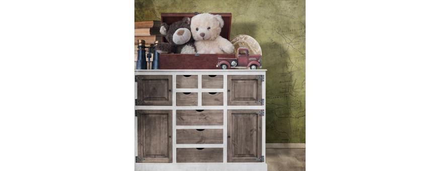 Una selezione esclusiva di mobili per bambino e oggetti di arredamento.